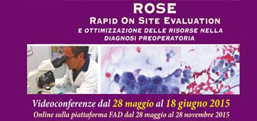 Un altro corso sostenuto da IncontraDonna: Rapid On Site Evaluation e ottimizzazione delle risorse nella diagnosi preoperatoria