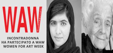 IncontraDonna ha partecipato a WAW Women for Art Week - 8 marzo